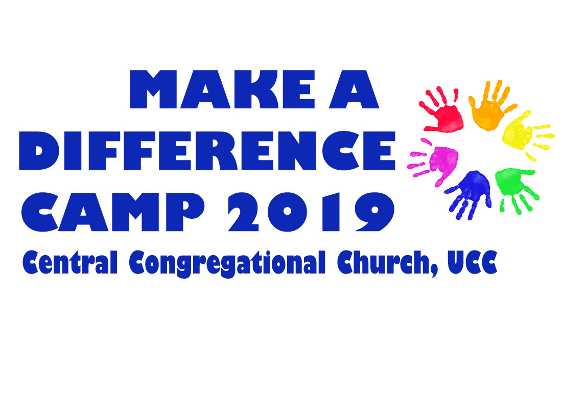 Make a Difference Camp!