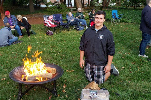Nick, Firestarter